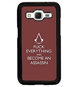PrintDhaba Quote D-1137 Back Case Cover for SAMSUNG GALAXY CORE PRIME (Multi-Coloured)