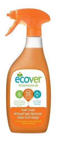 Ecover Küchenkraftreiniger, 3er Pack (3 x 500 ml)