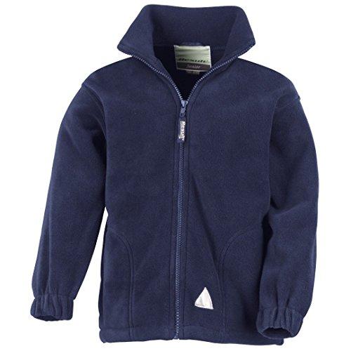 Result Junior Polar-Therm veste Bleu Marine