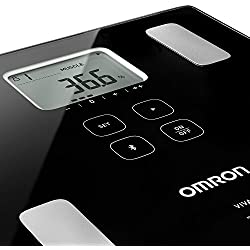 OMRON Balance Connectée Bluetooth - Impédancemètre VIVA - Dispositif Médical