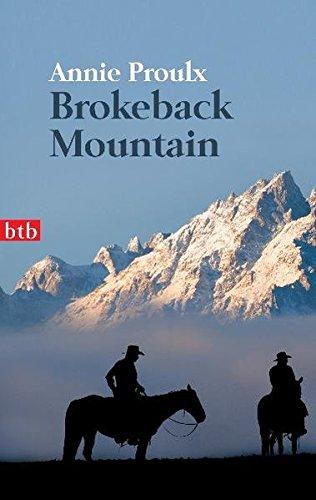 Buchseite und Rezensionen zu 'Brokeback Mountain' von Annie Proulx