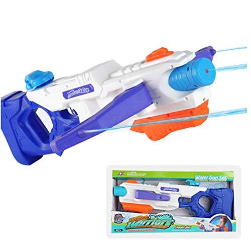 WTUGAIOHG Suchen Sie Immer Noch Nach Dem Perfekten Sommerstrandspielzeug? Kinder Super Soaker Wasserpistole, Strand Schwimmbad Wasserschlacht Spielzeug (Pistole Pump Wasser)
