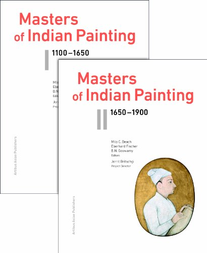 Masters of Indian Painting, 1100-1900 (Supplementum Series)