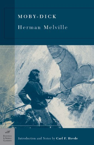 Moby-Dick (Barnes & Noble Classics Series) (10th edition by Melville, Herman (2003) Paperback