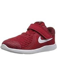 Nike Kleinkinder Sneaker Revolution 4, Scarpe da Ginnastica Basse Unisex – Bambini