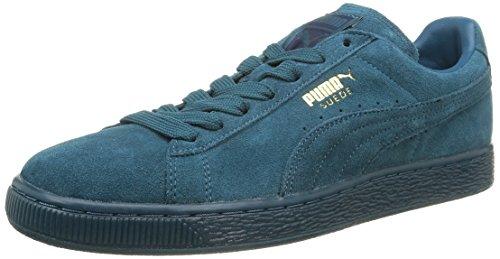 Puma Mono Iced, Baskets Basses Femme Bleu (Blue)