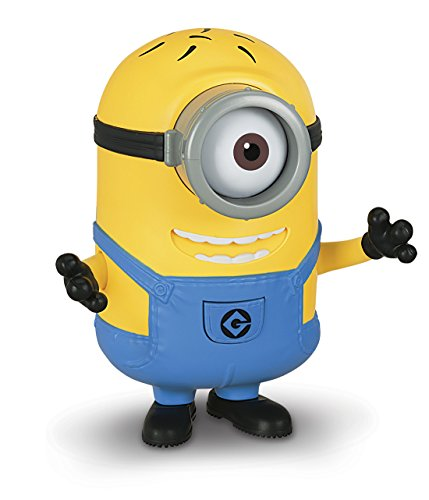 Minions - Big Figure with Voice of Jail Time Carl, 18 cm (Bizak 61230420)