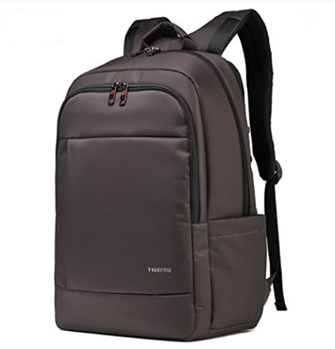 d2ecf4b89d3f Tigernu Laptop Backpack 17.3 pulgadas Laptop resistente al agua Anti-Theft  Zip School Business Mochila
