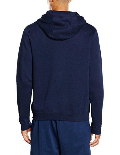Nike Sportswear Men's Full-Zip Hoodie Obsidian/Obsidian/White