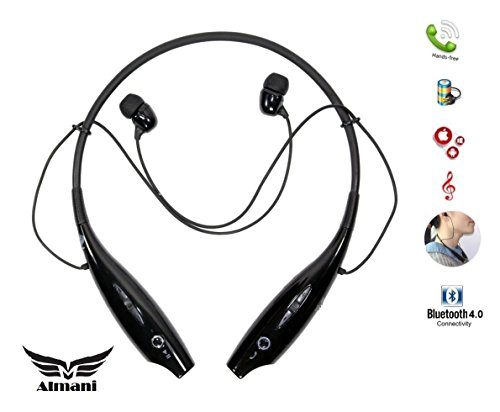 Almani-Sports-Bluetooth-Headset-Headphones-Compatible-with-Android-DevicesBlack