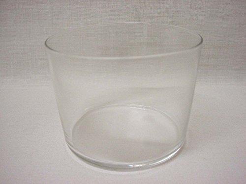 Dkristal Chiquito Vaso, Cristal, 250ML, 6 Unidades