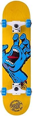 Santa Cruz Skateboard Complete Screaming Hand Regular - Skateboard