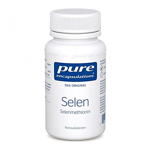Pure Encapsulations Selen Selenmethionin Kapseln 180 stk