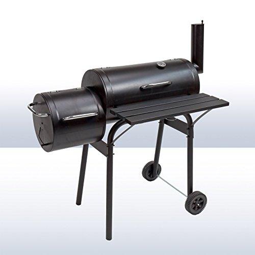 DEMA Grillwagen Smoker'Alabama'