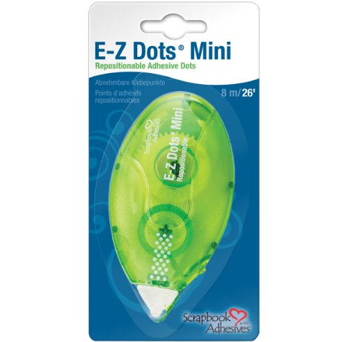 3L E-Z Runner mini DOTS 3L01971-6, 8m weiß