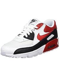 Nike Air Max 90 Mesh Gs, Zapatillas Unisex Niños