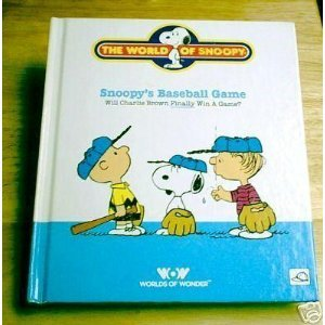 Snoopy's Baseball Game