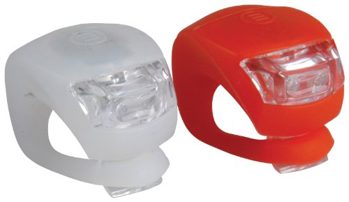 Profex Silikonleuchtenset LED, rot,weiß, 62565