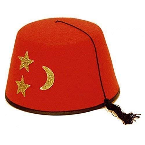 Lively Moments türkische Kopfbedeckung / FES für Erwachsene