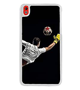 ifasho Designer Back Case Cover for HTC Desire 816 :: HTC Desire 816 Dual Sim :: HTC Desire 816G Dual Sim (Football Dhaka Bangladesh Marmagao)