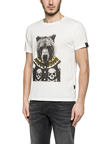 new product 5d80c 7abd2 REPLAY, T-Shirt Uomo