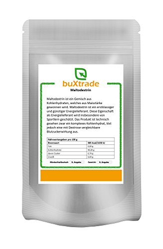 1 kg Maltodextrine - Malto dextrin SUCRE Glucides pur