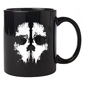 Call of Duty – Ghosts Skull Tasse