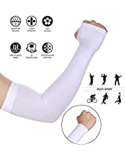 Kandid Driving Sun Protect Arm Sleeve for Men's and Women's