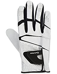 Taylormade Stratus Sport - Guante para hombre, color blanco, talla L