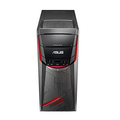 Preisvergleich Produktbild ASUS PC de Bureau Gamer G11CD-K-FR126T - 8Go de RAM - Windows 10 - Intel Core i5-7400 - GeForce GTX1050 - Disque Dur 2To