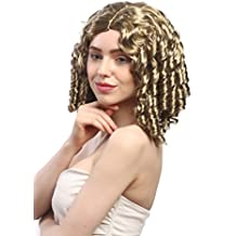 WIG ME UP ® - 90900-ZA61B Peluca Cosplay Carnaval Mujeres Gothic Lolita Barroco,