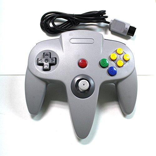 Preisvergleich Produktbild DKB Classic N64 Controller für Nintendo 64 - Grau
