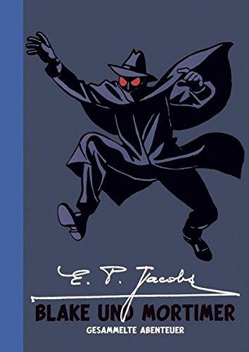 E. P. Jacobs: Blake & Mortimer: Gesammelte Abenteuer