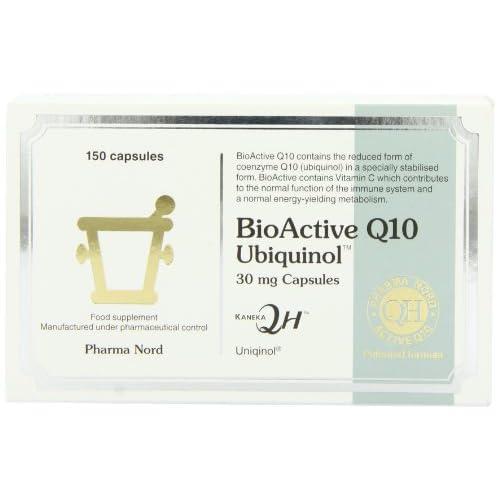Pharma Nord BioActive Q10 Uniqinol 30mg 150 Capsules
