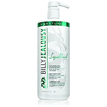 Billy Jealousy Liquid Sand Exfoliating Facial Cleanser 997 ml