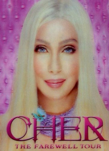 Sony Music Entertainmant Cher - The Farewell Tour