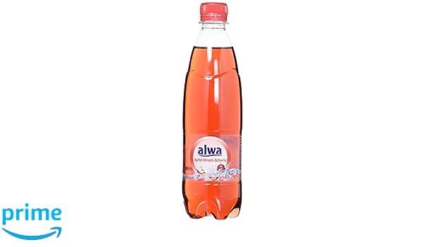 alwa Apfel-Kirsch Schorle - 50 % Fruchtgehalt - mit Äpfeln ...