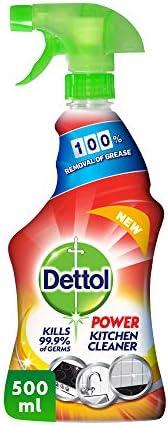 ديتول هيلثي كيتشن منظف متعدد الاستخدام 4 في 1 برائحة البرتقال , 500 مل