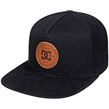 DC Shoes Proceeder Gorra, Hombre, Negro (Anthracite Solid), Talla Única