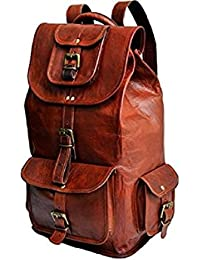 Anshika International Original Leather Travelling/Touring/Luggage Duffle Bag (Unisex)(Large )