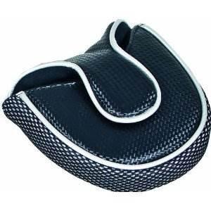 GOLFER magnetisch Putter Cover für modernes Mallet und 2Ball Golf Putter (Gesicht Putter)