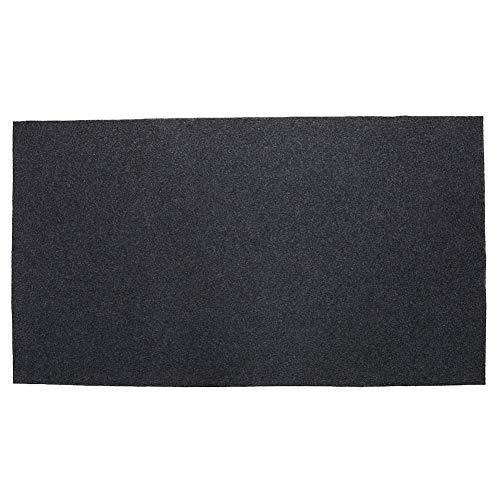 Tappetino for griglia - tappetino for barbecue resistente al calore resistente al fuoco griglia a gas tappetino antispruzzo tappeto protettivo for pavimento da cortile