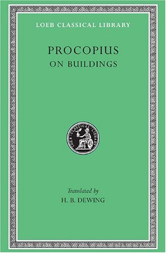 On Buildings: 7 (Loeb Classical Library) por Procopius
