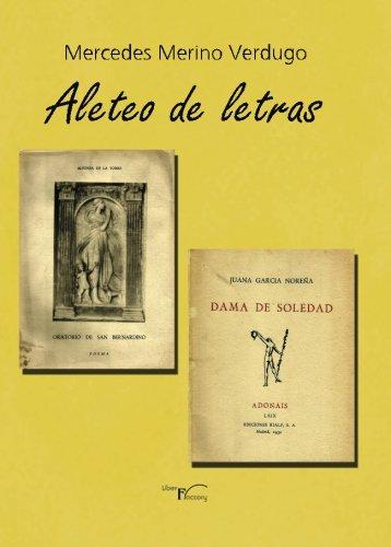 Aleteo de letras por Mercedes Merino Verdugo