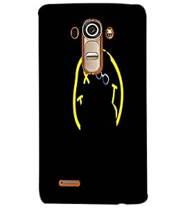 LG G4 TEXT Back Cover by PRINTSWAG