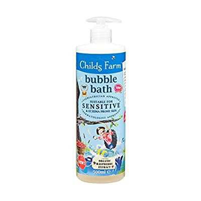 Childs Farm Organic Raspberry Extract Bubble Bath by Child's Farm