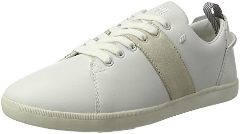 Boxfresh Herren Finit Sh Lea/SDE WHT Sneaker