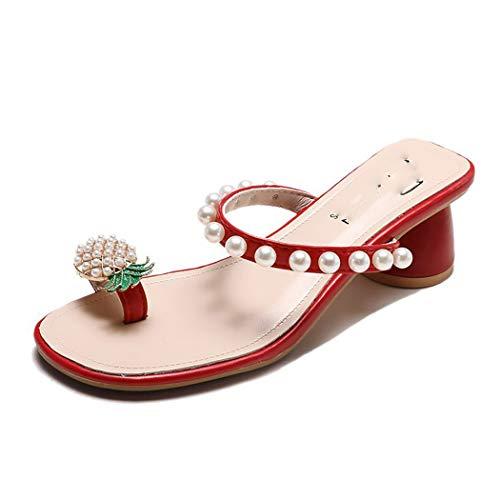 Stylish Plage Toe Sandale Chaussons Everhealth Tongs pour Femme Sandales Orthop/édiques pour Soutien de la Vo/ûte Plantaire et Apon/évrosite Plantaire