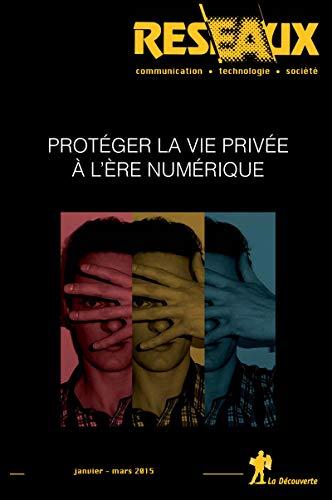 Protéger la vie privée à l'ère numérique (33)
