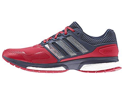 adidas Herren Response 2 Techfit M Laufschuhe, Multicolore (Rojo/Azul Marino (Rojpot/Rojpot/Maruni)), 38 2/3 EU (Sneaker Adidas Toddler)
